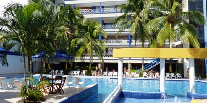 Uff solar hotels resorts san andr s y providencia for Sol caribe sea flower san andres